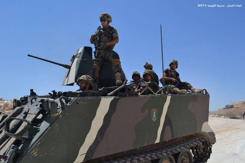 Un militaire libanais blessé lors d'une perquisition à Charawné dans la Békaa