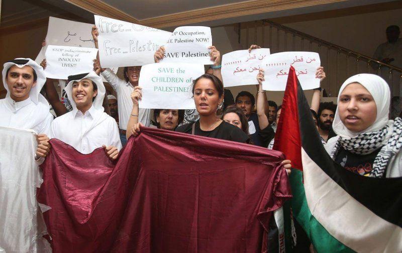 Les Qataris d'origine palestinienne, une double identité, une double sensibilité