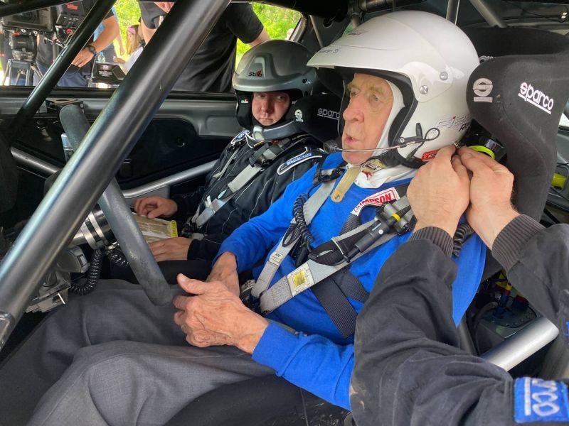 Le Kenya est de retour en WRC, loin de la légende du rallye safari