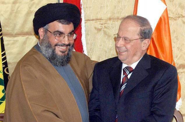 II- Comment le Hezbollah a réalisé son OPA sur l'État