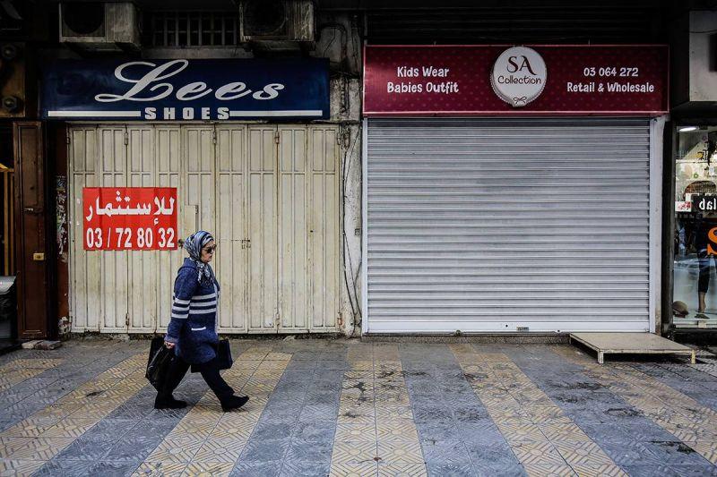 La crise libanaise ravage un marché du travail déjà dysfonctionnel