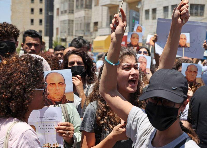 La mort d'un opposant disqualifie encore davantage l'Autorité palestinienne