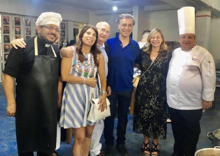 La Fondation Paul Bocuse au Liban pour aider les nécessiteux