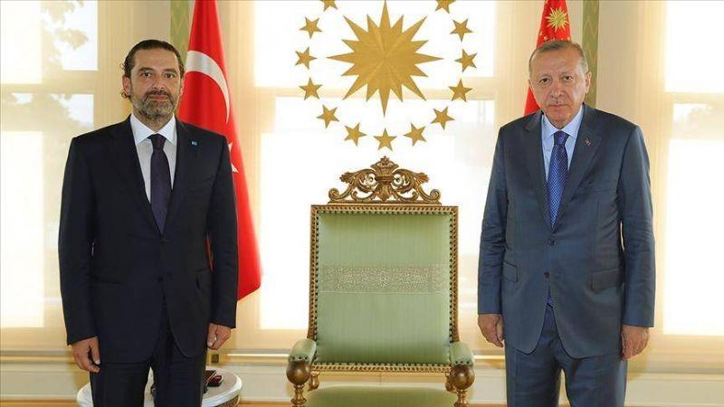 Hariri reçu par Erdogan à Istanbul