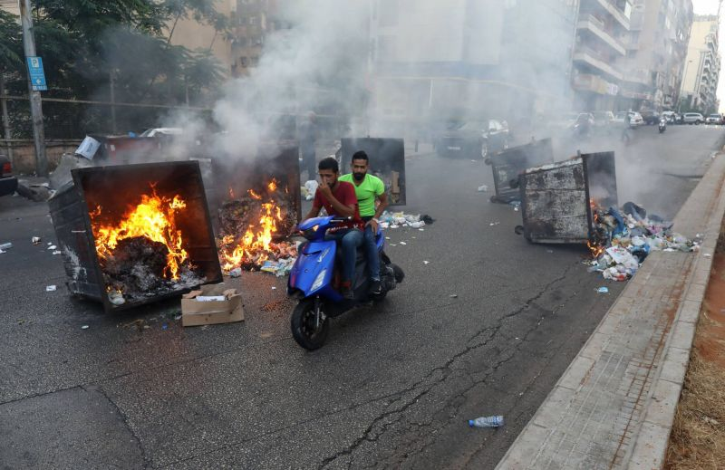 'We are really in hell': With fuel price hike looming, Lebanon descends further into chaos