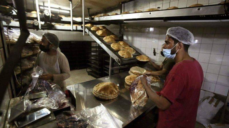Le prix du pain libanais augmente pour la 2e fois en une semaine