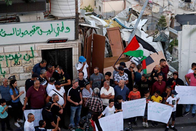 Silwan, miroir grossissant de l'occupation israélienne à Jérusalem