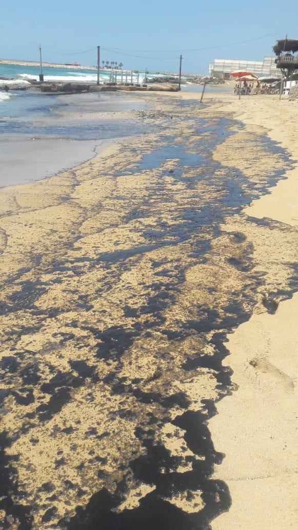 Fuite pétrolière à Jiyeh, une enquête ouverte