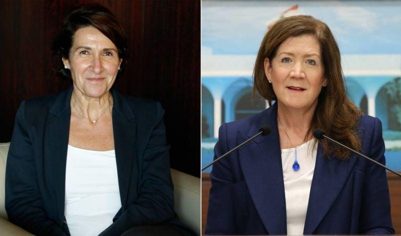 Crise libanaise: Paris et Washington veulent faire monter Riyad à bord