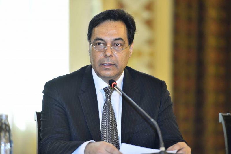 Diab : Lier les aides internationales à la formation du cabinet menace la vie des Libanais