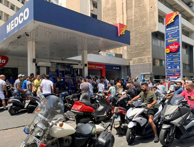 Le prix du bidon d'essence flambe à nouveau en deux jours et bondit de 9.000LL