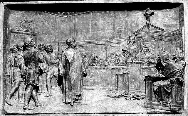 Giordano Bruno, la richesse d'une pensée entre science, foi et vérité...