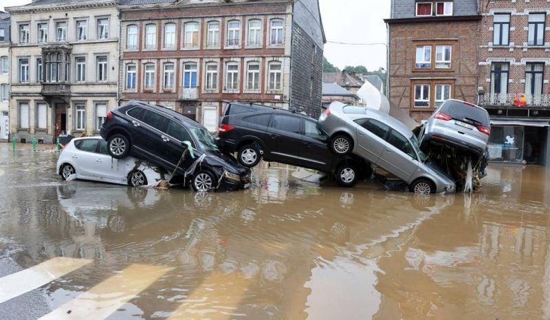Inondations :
