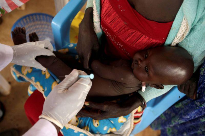 Retard dans la vaccination des enfants: un risque de «catastrophe absolue»