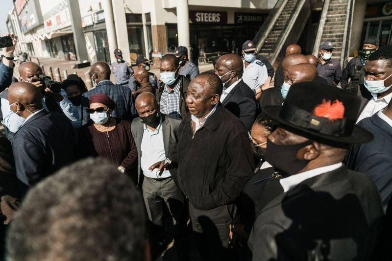 Plus de 200 morts dans des violences «provoquées et planifiées», selon le président