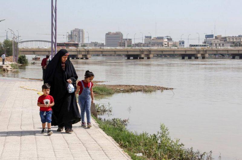 Le Khouzistan à l'avant-poste de la crise de l'eau en Iran