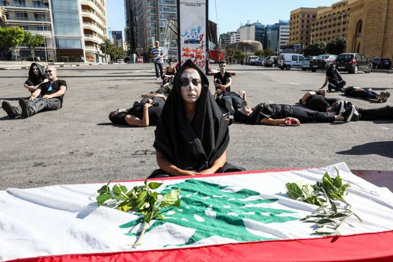 On Lebanese 'apathy'