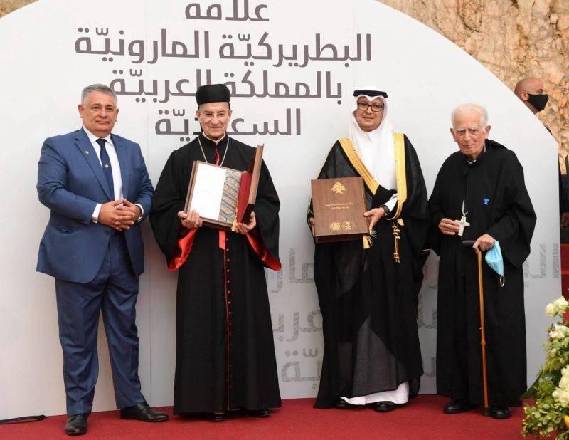 A century of alliance between Saudi Arabia and Lebanon's Christians
