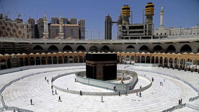 En Arabie saoudite, un grand pèlerinage en petit comité à cause du coronavirus