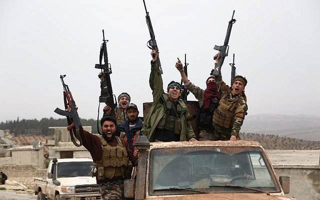 Washington sanctionne un groupe armé syrien lié à la Turquie