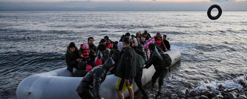 Naufrage d'une embarcation de migrants au large de la Crète : neuf disparus