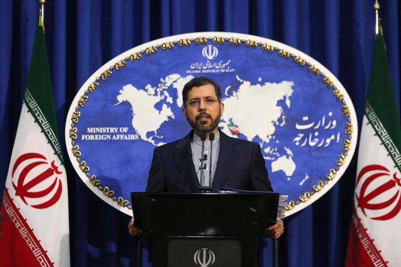 L'Iran rejette les