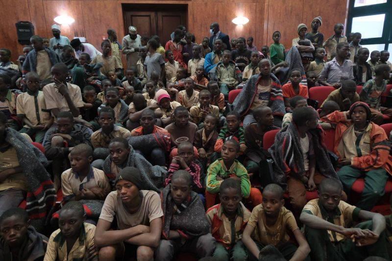 Vingt-huit lycéens libérés par leurs ravisseurs dans le nord-ouest