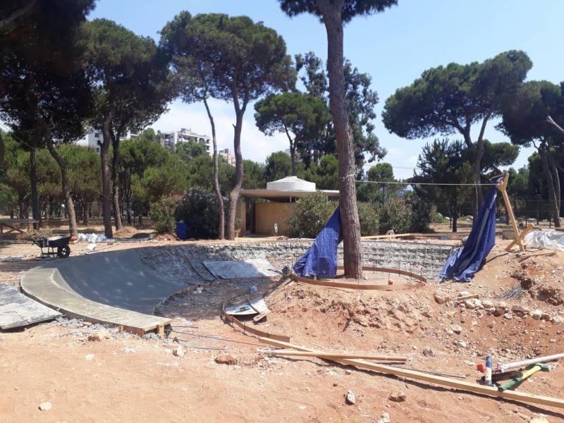 Le premier skatepark gratuit du Liban bientôt à Horch Beyrouth