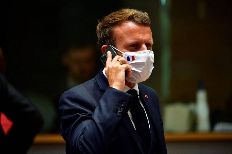 Macron réclame un  «renforcement» de la sécurité