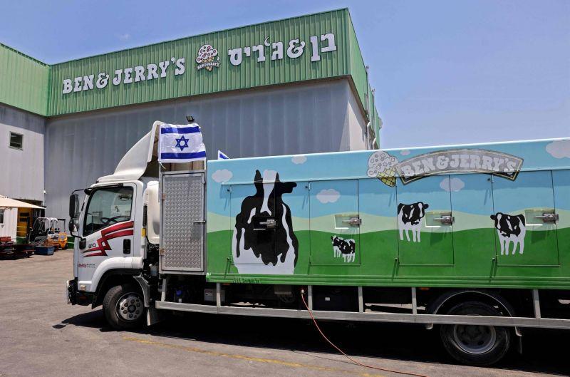 Tollé en Israël après la décision de Ben & Jerry's d'arrêter ses ventes en territoires occupés