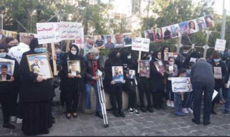 Comparution de Abbas Ibrahim: ultimatum des proches des victimes à Oueidate