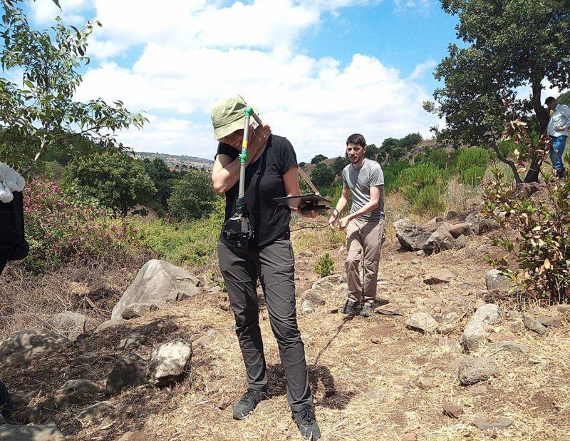 Les archéologues à la recherche des bâtisseurs des mégalithes du Akkar