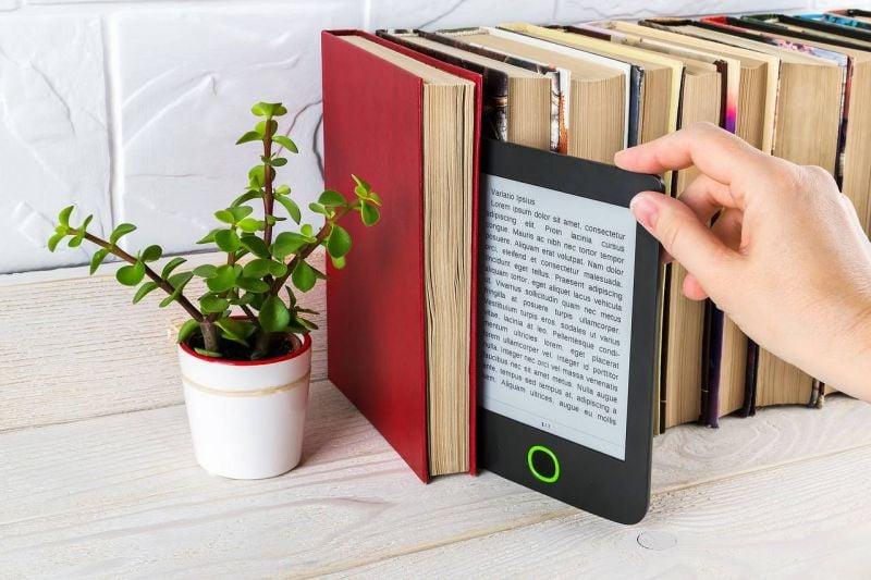 Les liseuses électroniques,véritables bibliothèques de poche
