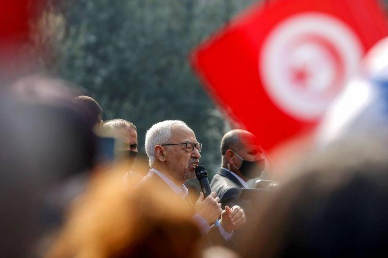 Principale formation au Parlement, Ennahda préconise des élections anticipées en Tunisie