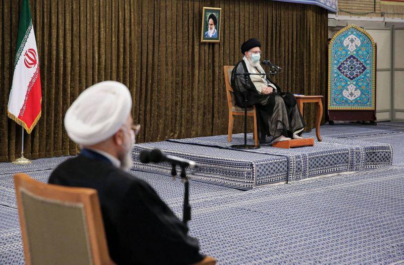 Khamenei recommande de ne pas faire confiance à l'Occident