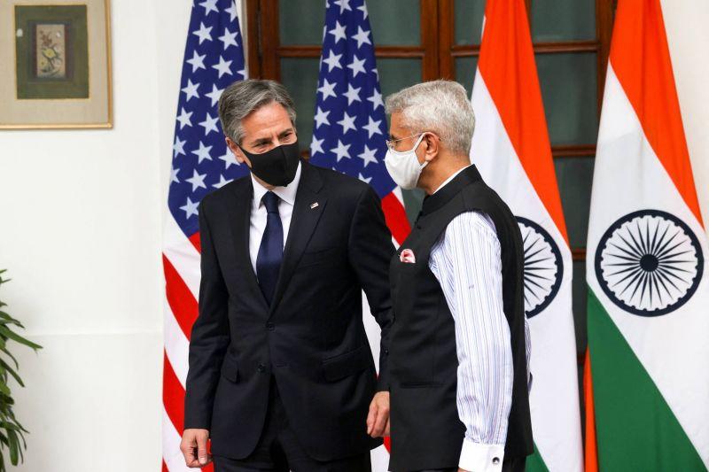 Blinken lance à New Delhi un avertissement sur la démocratie et les droits humains