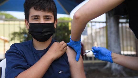 Israël autorise la vaccination des enfants de cinq à onze ans vulnérables