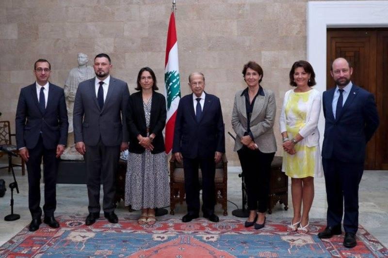 Aoun : Le prochain gouvernement supervisera les élections parlementaires