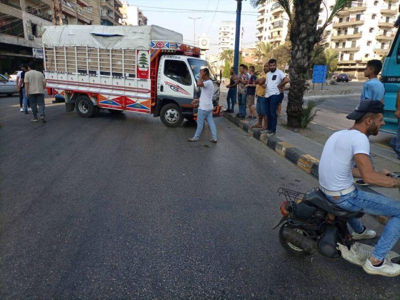 Routes bloquées à Tripoli et Saïda contre la détérioration des conditions de vie