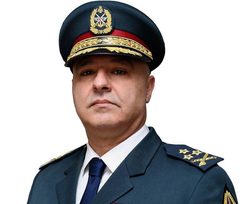 Le commandant en chef de l'armée libanaise se rend en Egypte