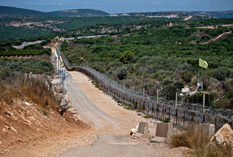 L'armée israélienne affirme avoir arrêté deux individus entrés depuis le Liban