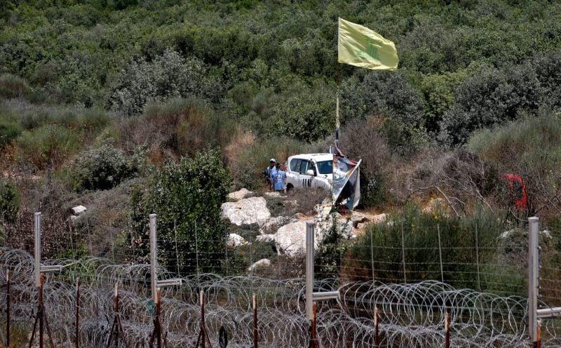 Tirs israéliens vers le Liban en représailles à des roquettes
