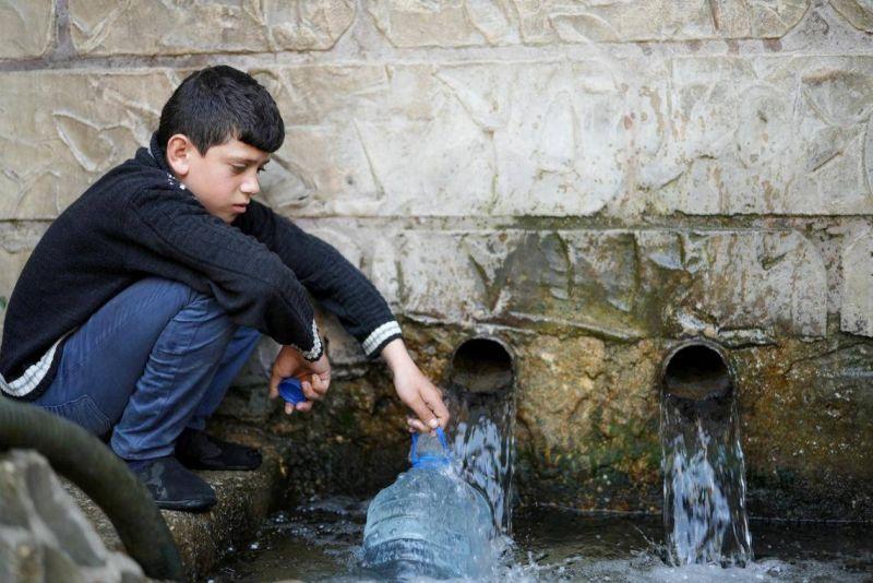 L'approvisionnement en eau pourrait s'effondrer d'ici un mois, avertit l'Unicef