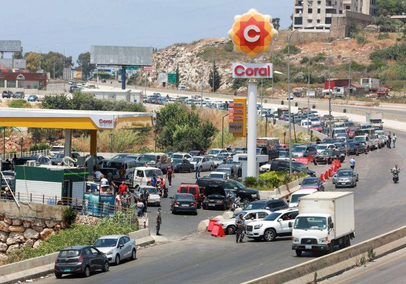 Un camion percute des voitures devant une station-service au sud de Beyrouth, un mort