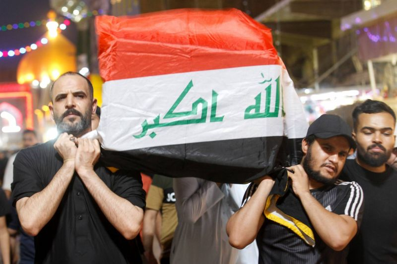L'attentat sur un marché de Bagdad, un sanglant message des jihadistes de l'EI