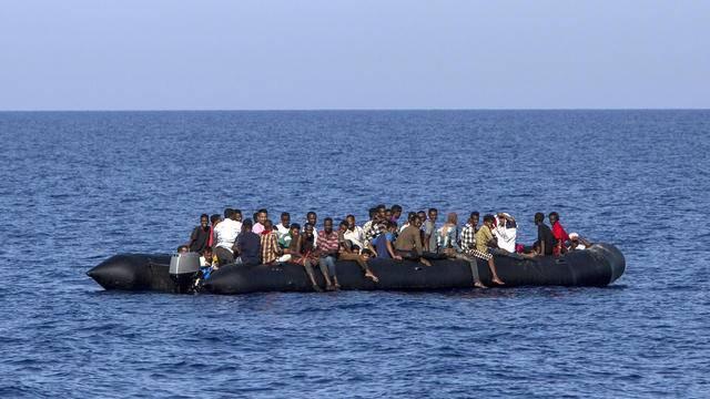 Plus de 700 migrants secourus durant le week-end
