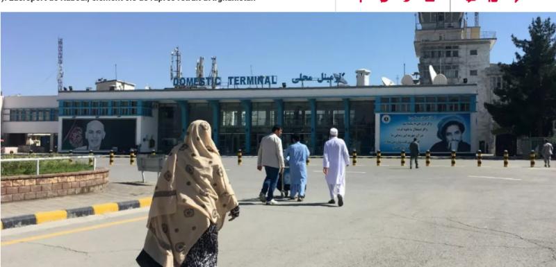 La Turquie courtise Biden avec son offre de protéger l'aéroport de Kaboul