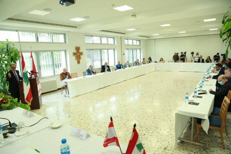Conférence de One Voice Foundation sur le vivre-ensemble au Liban