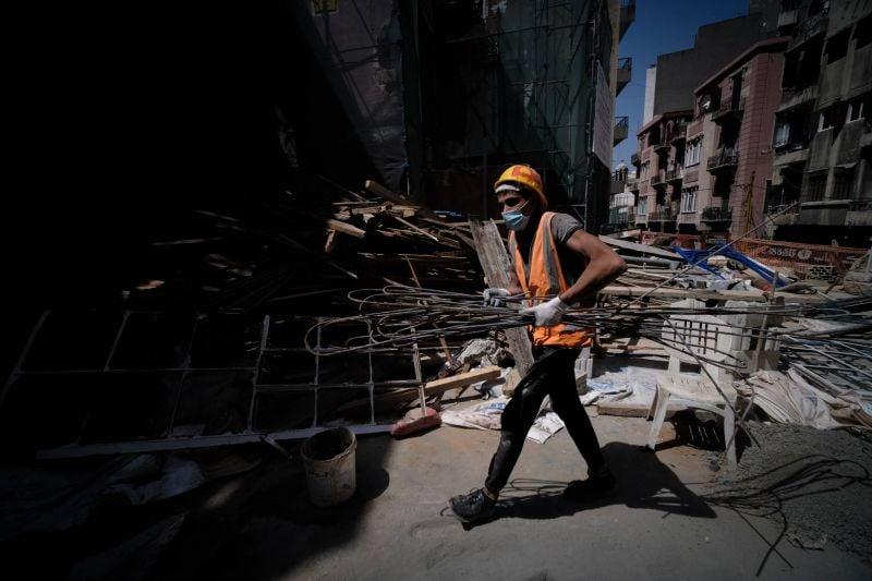 «Beyrouth est morte, même si la vie reprend progressivement»
