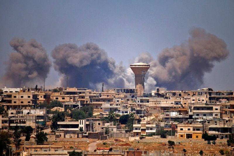 Le régime syrien passe à la vitesse supérieure à Deraa